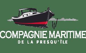 Logo de la Compagnie Maritime de la Presqu'ile